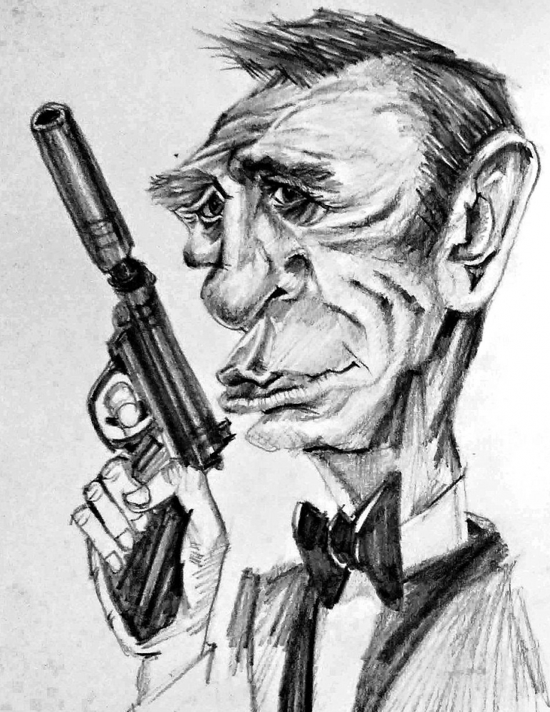 Daniel Craig par linshyhchyang